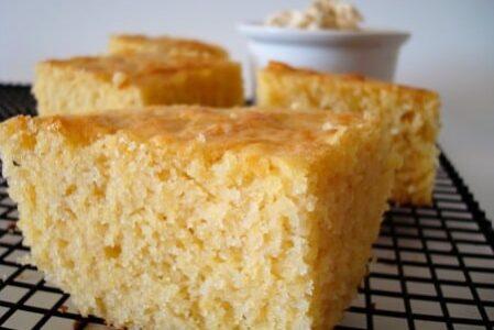 Microwave Mielie Bread