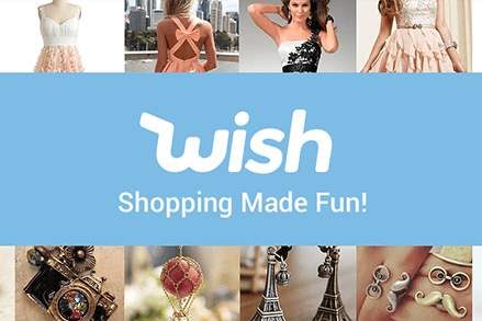 Shopping from Wish in South Africa